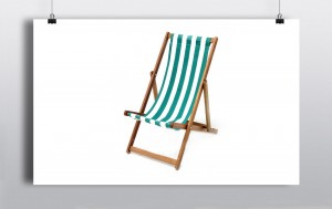 deck-chair-green-stripe